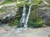 Tintagel waterfall