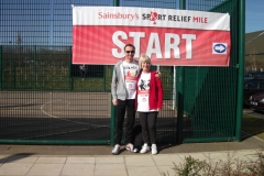 Sport Relief March 2012
